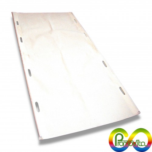 Telo antivirale promovita cm 110 x 250 pluristrato con maniglie biodegradabile mater-bi