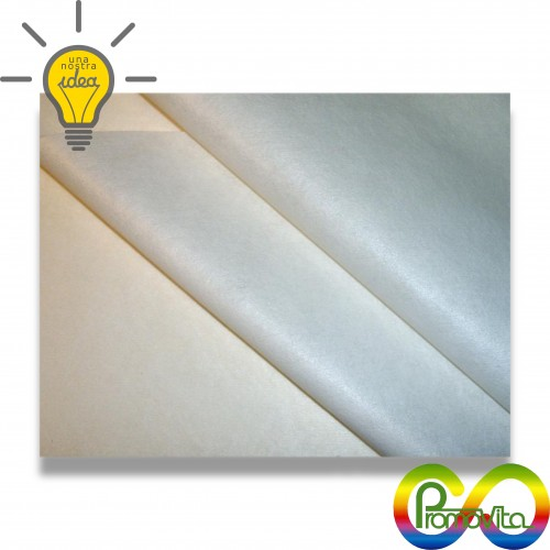 Bioplatizzazione tessile al mt biodegradabile mater-bi
