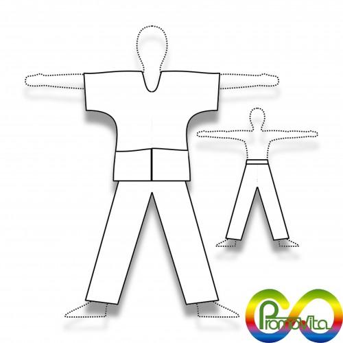 DPI 1 casacca promovita biodegradabile mater-bi xs/s/m/l/xl/xxl/xxxl DPI 1^ categoria