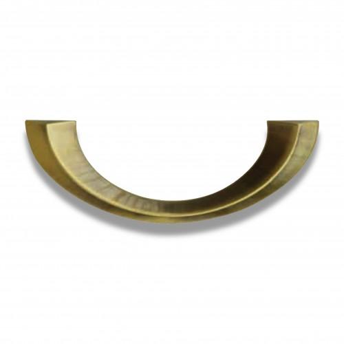 Maniglia 225 mm 72 x 204 oro lucido