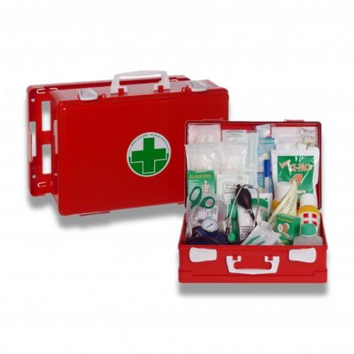 Disinfettante: cassetta soccorso oltre 3 addetti - DM388