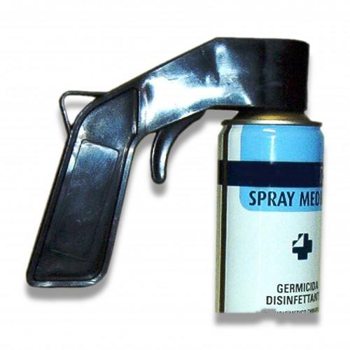 Disinfettante spray: erogatore a pistola