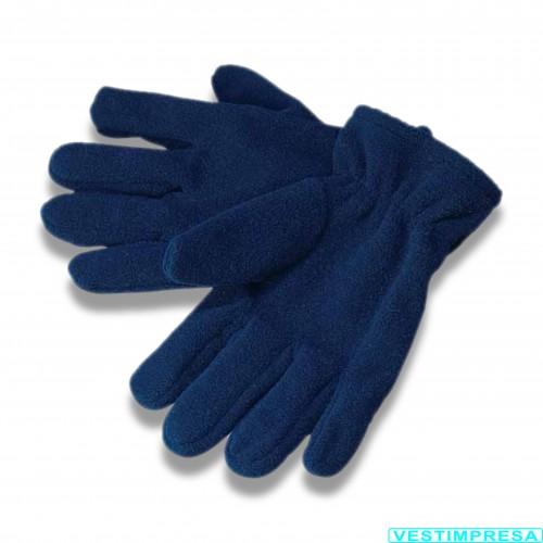 Vestimpresa: guanto pile blu s/m/l/xl