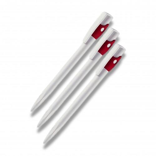 Gadget: penna aziendale bio refill nero biodegradabile mater-bi