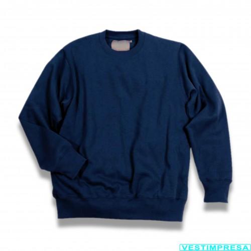 Vestimpresa: felpa girocollo blu s/m/l/xl/xxl/xxxl