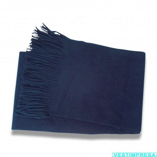Vestimpresa: sciarpa pile blu