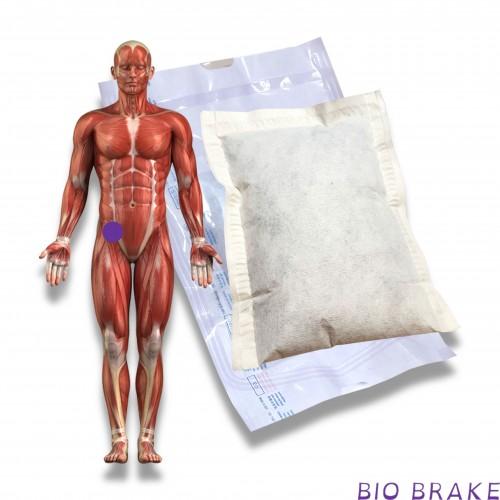 Chimica: setaccio bio brake busta g 200 biodegradabile mater-bi