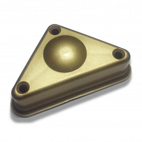 Piede cofano bio 5100 oro biodegradabile mater-bi