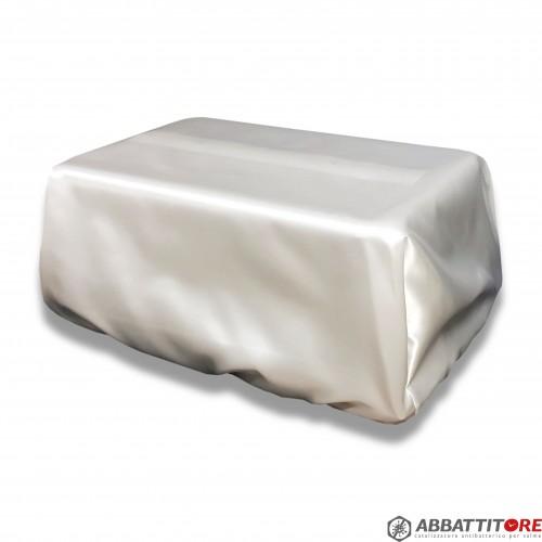 Abbattitore catalizzatore: cover bianca/champagne/grigio perla