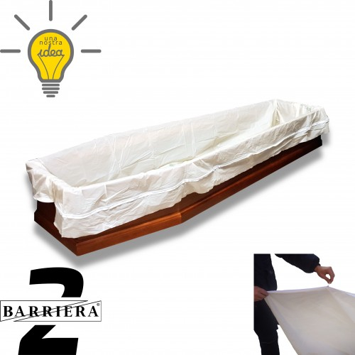 Barriera due autorizzato std µm 40 cm 260 biodegradabile mater-bi