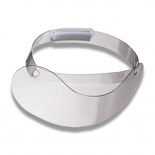 DPI occhiale a visiera ultraleggero