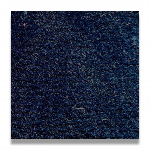 Tessuto velluto glasgow cm 140 blu scuro 772062