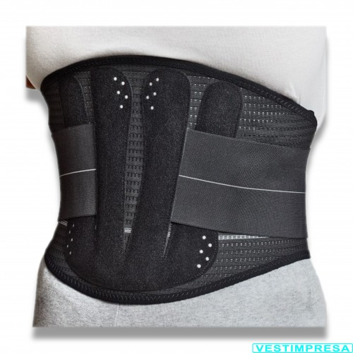 Vestimpresa: cintura lombogib work regolabile (vedi scheda taglie)