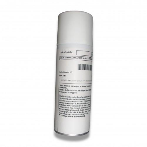 Colla spray alta tenacia ml 200 (sigillo Barriera® due cod.  1510)
