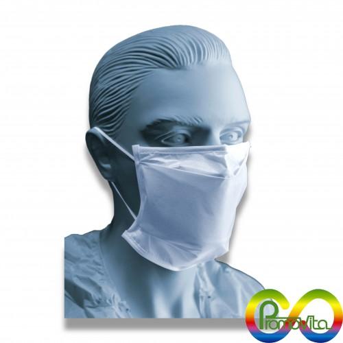 DM maschera promovita CE biodegradabile mater-bi