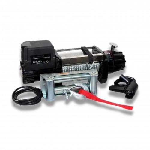 Calaferetri: paranco elettrico o batteria con impianto