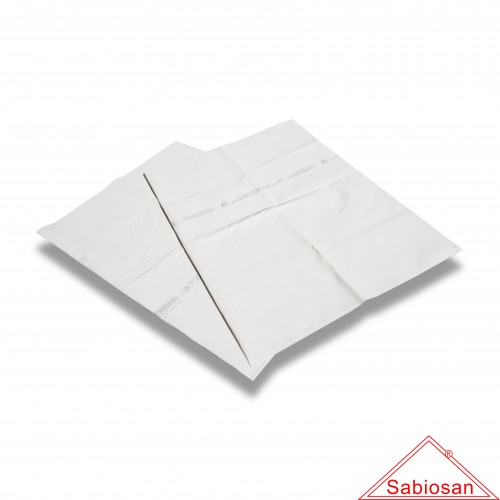Sacco sabiosan mater-bi cm 78 x 110 µm 300 lt 165 biodegradabile