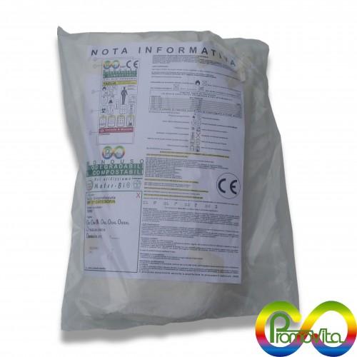 DPI kit standard: tuta/maschera ffp1/guanto codici 1850 + 1743-F + 1755 + 01819 (NON DISPONIBILE)