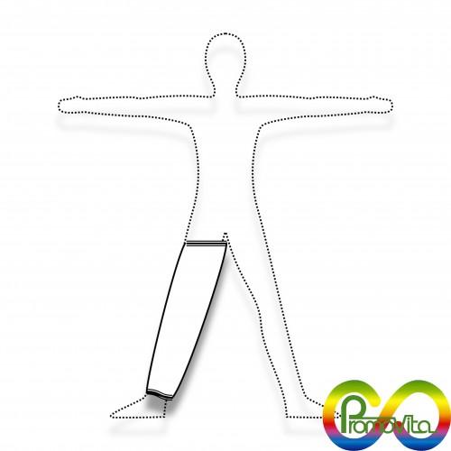 DPI 1 calzare promovita gambale senza piede biodegradabile mater-bi DPI 1^ categoria