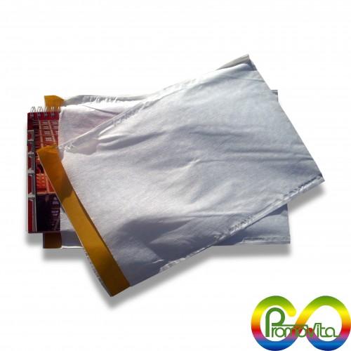 Busta promovita cm 30 x 40 con biadesivo biodegradabile mater-bi
