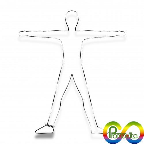 DPI 1 calzare promovita basso senza suola biodegradabile mater-bi DPI 1^ categoria