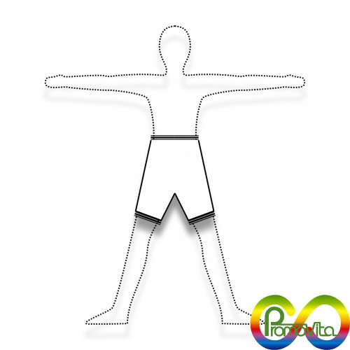 DPI 1 culotte promovita salme std termocucita biodegradabile mater-bi s/m - l/xxl DPI 1^ categoria