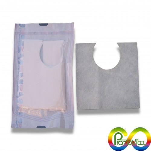 DPI 1 bavaglio promovita neonato biodegradabile mater-bi DPI 1^ categoria