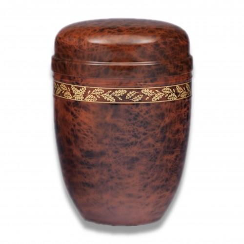 Ceneri urna inox h radica Ø cm 18 x 27 h