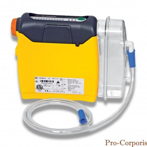 Tanato: medicazione aspiratore jet compact: vaso monouso ml 300 con filtro