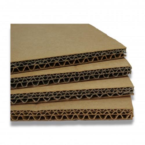 Cofanetto cellulosa: foglio 3 onde cm 170 x 70 x 2 biodegradabile