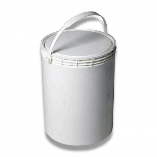 Vaso secchio lt 10 con coperchio e sigillo