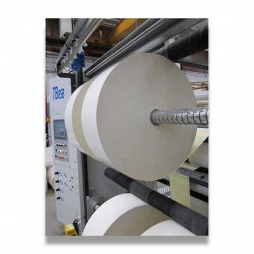 Lavorazione reparto: taglio nastro tnt/tessuto (minimo fatturabile mq 10.000)