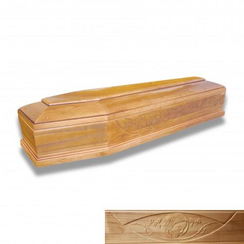 Cofano legno std l4c cristo paulonia miele lucido cm 192 slf