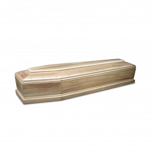 Cofano legno std l4c liscia paulonia grezzo cm 192 slf