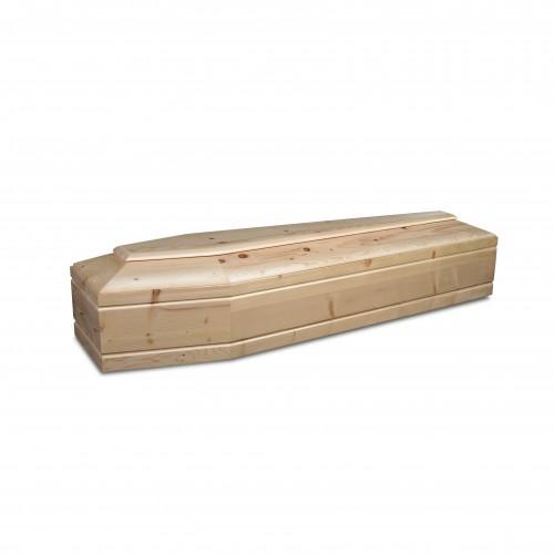 Cofano legno std f scorniciata eco abete grezzo cm 192 slf